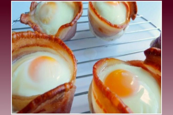 Baskets with eggs. Recipes with photos.