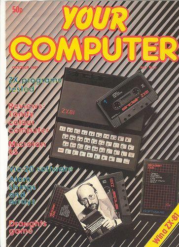ZX81 - Your Computer magazine (Oct 1981)