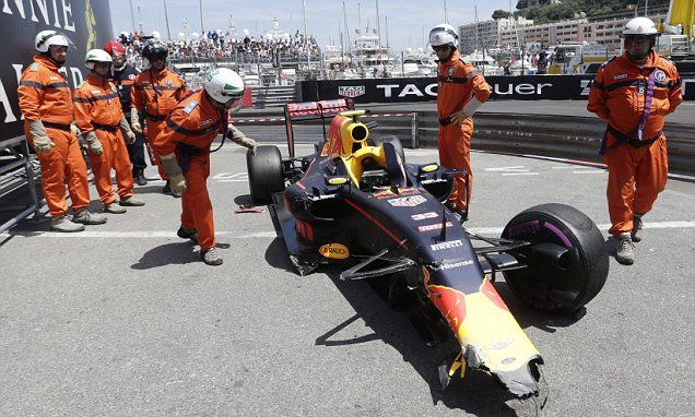 Monaco Grand Prix F1 qualifying LIVE: Follow the Monte Carlo action