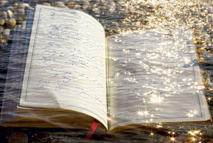 ***  Шум только моря… Ветер запутался в моих волосах. Здесь только двое: Только ты и я.  Где-то на дне бирюзовые тайны, Где-то над волнами чайки. Где-то между строк моих спрятаны слёзы, Укрыты словами.  Так, море зовёт в глубину. Я тону.  Ещё один стих. Ещё один день прожит.  Там, где морские принцессы, русалки, Гребнями длинные волосы гладят. Там Посейдон о скалы разбивает мудрость, В пену морскую её превращает.  Тихо. Тихо. Только моря шум. Дышишь, дышишь Солёным воздухом.  И снова ещё…
