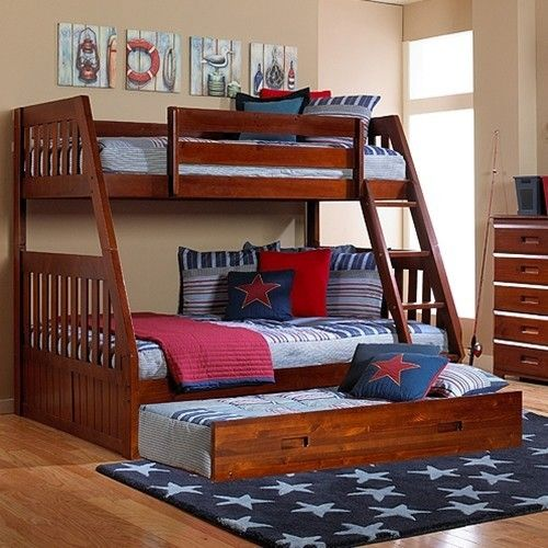 Image Result For Discovery World Furniture Twin Over Full Mission Bunk Bed