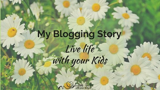 My Blogging story:  Why I blog and other things about me as a blogger