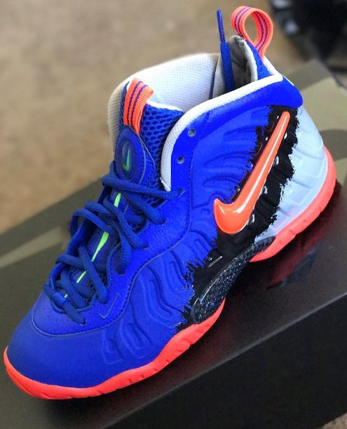 Hello Sneakerheads!!! Are you ready for the release of the Nike Little Posite Pro Nerf??? They are releasing this Friday for $180. http://latest-sneakers.com/nike-little-posite-pro-nerf-is-hitting-the-store-this-friday