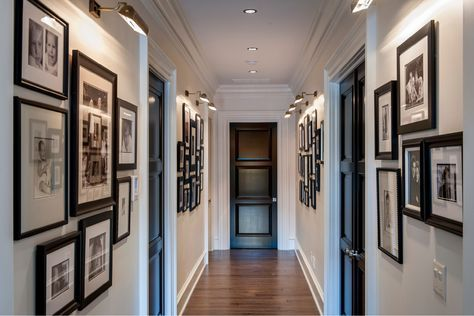 Hallway Photo Gallery | Tabberson Architects