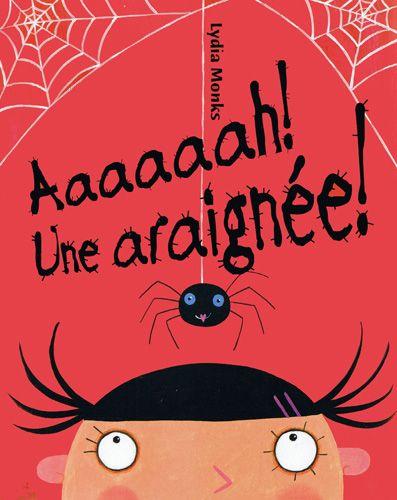 Aaaaaah! Une araign�e!