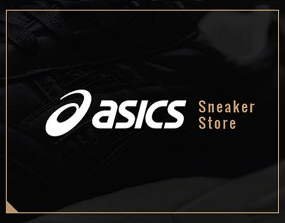 "Check out new work on my @Behance portfolio: ""ASICS Sneaker Store"" http://on.be.net/1R9Lrm6"