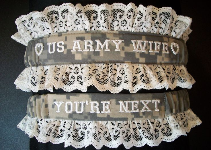 Had An ACU Camo One At My Wedding But This Is Much