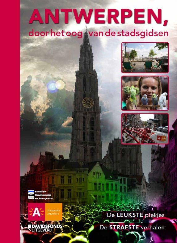 Davidsfonds - Antwerpen, door het oog van de stadsgidsen