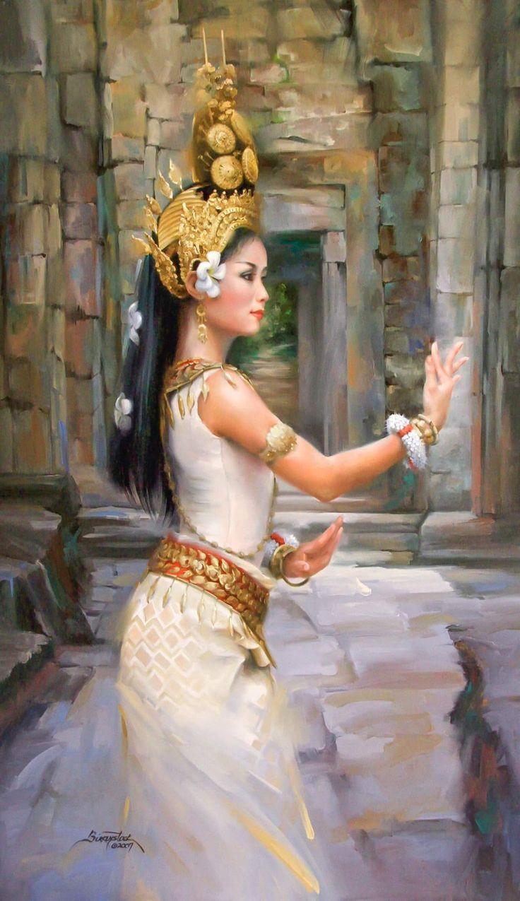 49 best APSARA OF CAMBODIA images on Pinterest   Cambodia ...