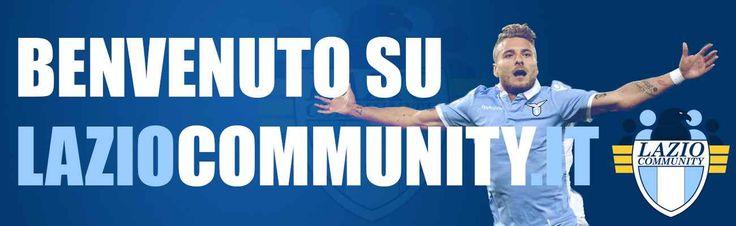 Laziocommunity.it - il primo social della Capitale! Nuova community dedicata all'ambiente biancoceleste con news e molto altro.  Novità sulle partite, giocatori e società della S.S. Lazio, possibilità di creare account con gestione del profilo, inse #sslazio #calcio #community #news