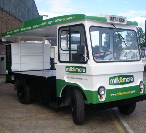 117 Best Images About Milk Floats On Pinterest Trucks