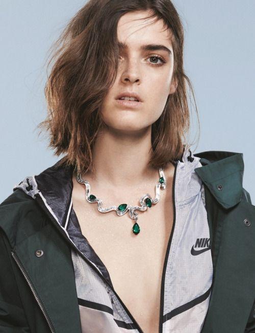 #anoukhagemeijer #alastairstrong #fashion #editorial #sport #grazia #jewels #laureorsetprelet #nike #lacoste #dior