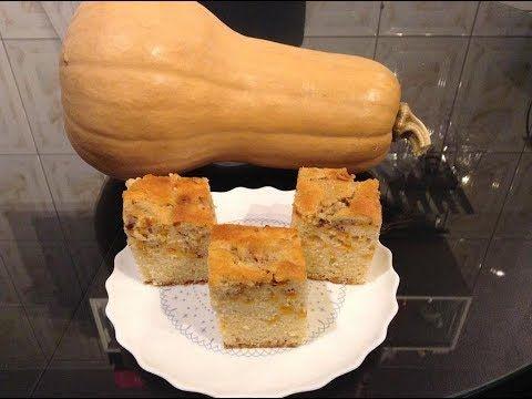 Prajitura cu dovleac / Reteta de prajitura rapida - YouTube
