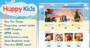 Happy-Kids--Children-WordPress-Theme