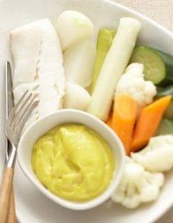 Mincir avec thermomix - Spécial régime DUKAN : Sauce Aioli - DUKAN