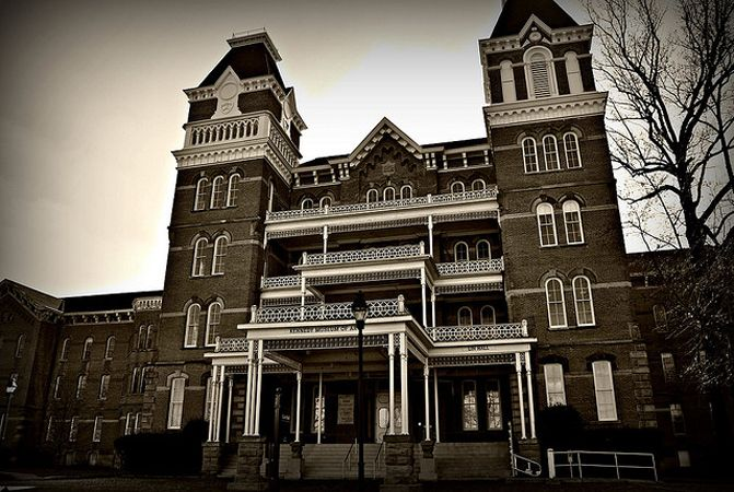 6 of the Scariest Abandoned Mental Asylums in America