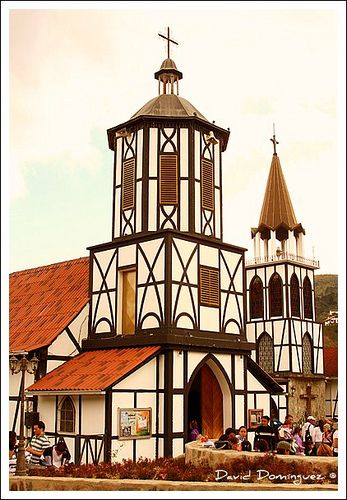 Iglesia de La Colonia Tovar                                                                                                                                                     More