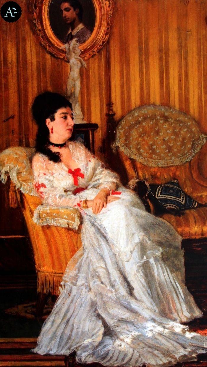 Giovanni Boldini | la contessa Aloisi Papudoff