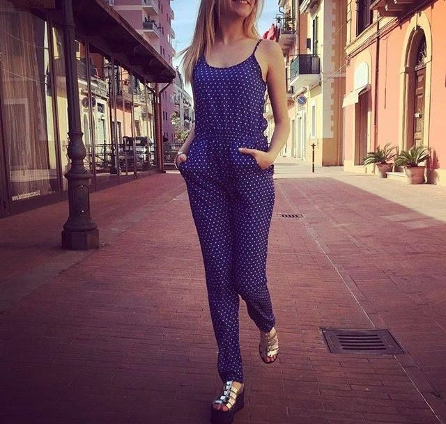 Coquelicot | Jumpsuit SS15