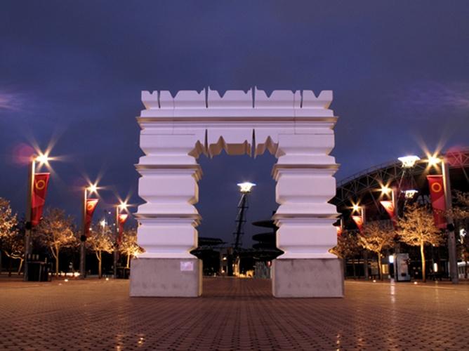 Gary Deirmendjian_Arc de Triomphe Individuel_2010