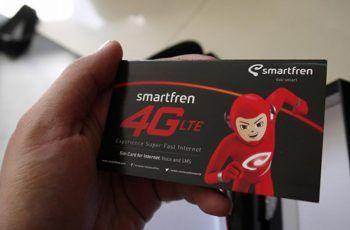 Paket Internet Smartfren 4G Terbaru dan Terlengkap