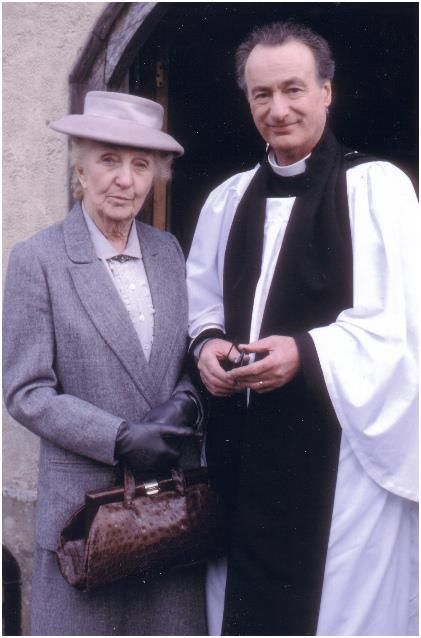 joan hickson son and daughter