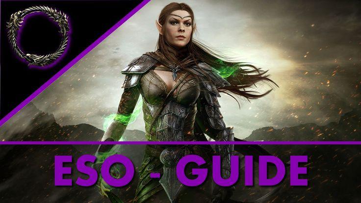 Elder Scrolls Online - PvP INFOS für Anfänger - Mit Live Kämpfe - Guide ...