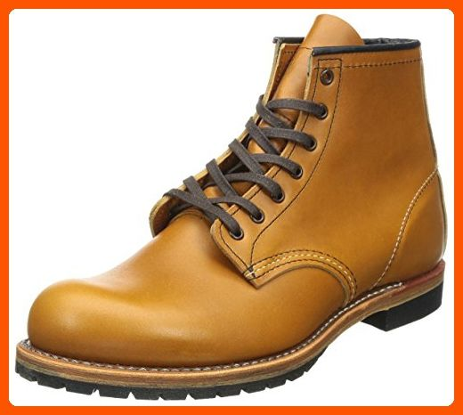 "Red Wing Heritage Beckman Round 6"" Boot,Chestnut Featherstone,8.5 D(M) US - Mens world (*Amazon Partner-Link)"