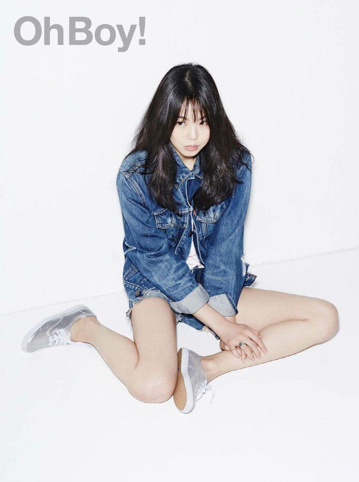 Kim Min Hee - Oh Boy! Magazine Vol.47