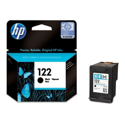 Only R160. 06 - HP 122 Black Original Ink Cartridge,13.5ML, Pigment-based Page yield (black and white: 120 pages* Page yield footnote *Tested in HP Deskjet 2050 All-in-One Series – J510. Average based on ISO/IEC 24711 or HP testing methodology and continuous printing. Actual yield … Continued