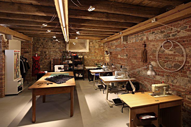 Sartoria Salotto Italiano : Best ideas about tailor shop on pinterest