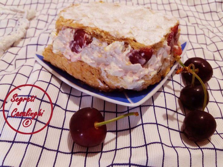 dolci, ricette con le ciliegie /  ricetta diplomatica, zuppetta diplomatica ricetta, zuppetta napoletana, zuppetta napoletana fatta in casa, zuppetta ricetta napoli