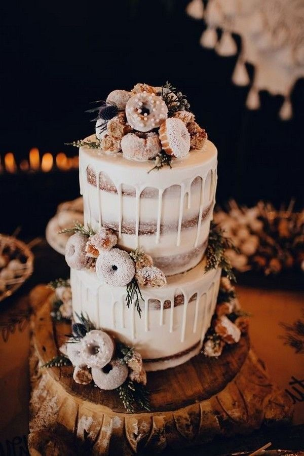 20 Rustic Country Wedding Cake Ideas In 2020 With Images