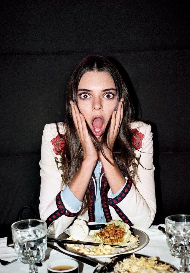 Não sabote a sua dieta! (Foto: Reprodução/Vogue US)