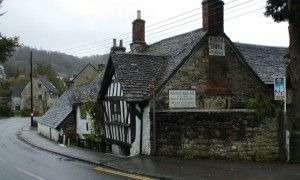 This 1000-year-old inn is haunted by talking cats, witches, and evil gateways - Posted on Roadtrippers.com!