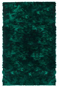 #LGLimitlessDesign & #ContestThe deep emerald green of this shag rug is so luxurious and that's the color I covet!