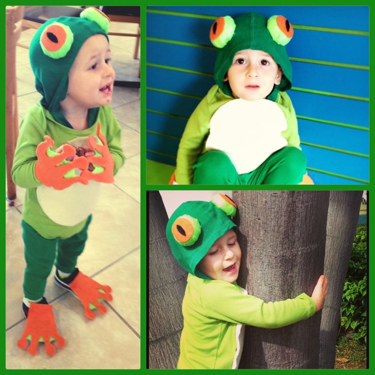 9 best costumes for school images on pinterest costume ideas diy tree frog solutioingenieria Choice Image