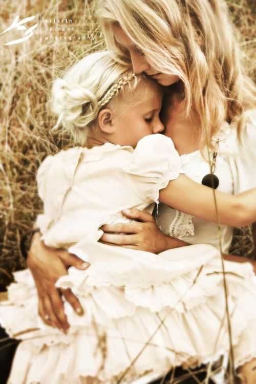 Mother Daughter <3 by Kristin Shiraef Photography