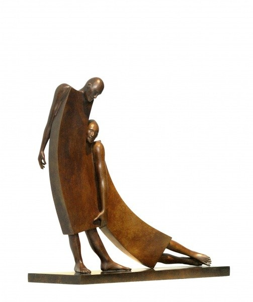 Beautiful..Original bronze sculpture by Jean Louis Corby - Paris Art Web