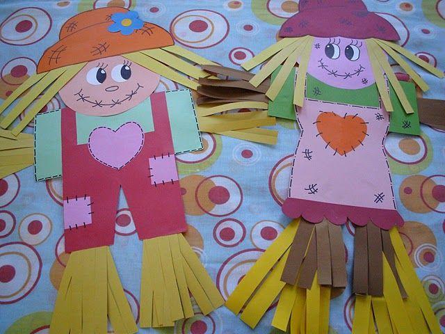 Moldes de espantalho para Festa Junina - Mundinho da Criança - Atividades para Educação Infantil