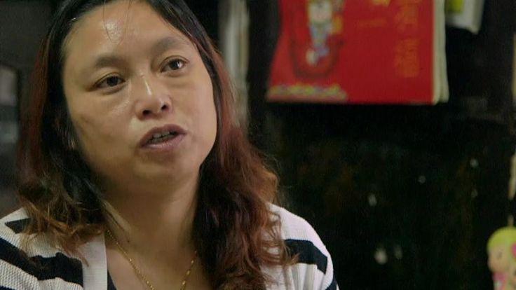 Aldrig kysset - millioner af kvinder i Kina er gift med bøsser | Nyheder | DR