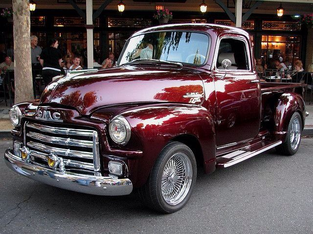 '55 bullnose Chevy.