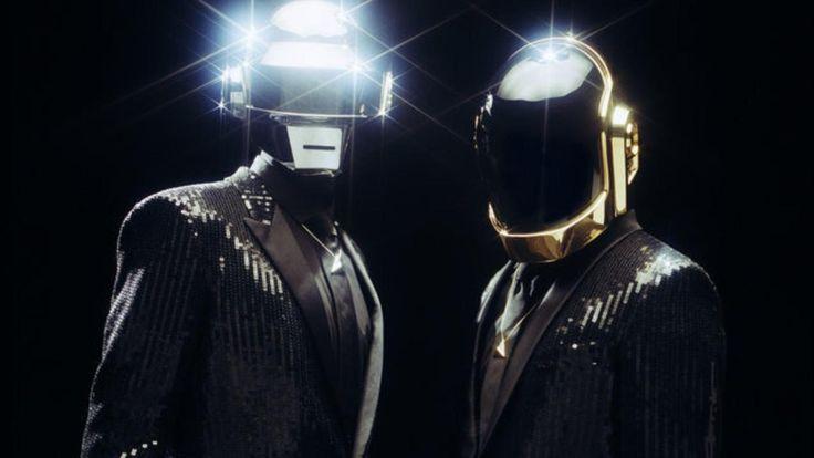 Thomas Bangalter of Daft Punk Makes Rare Unmasked Appearance