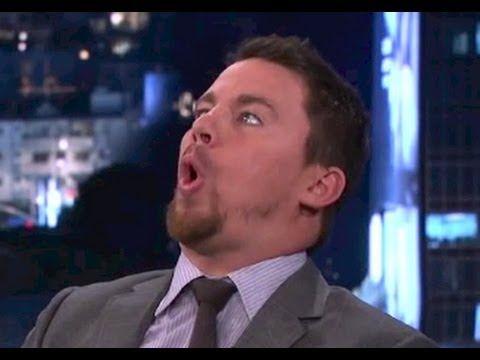 Channing Tatum Funny Moments