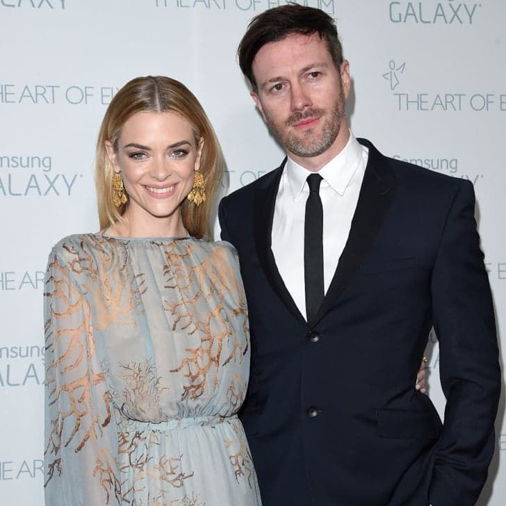 Pin for Later: Jaime King Is Pregnant! See Her Adorable Announcement