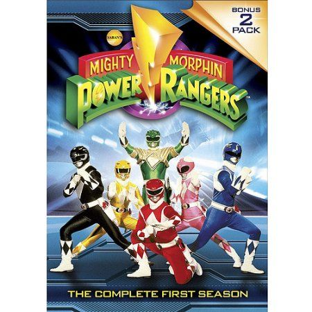 Mighty Morphin Power Rangers: The Complete First Season (Walmart Exclusive)