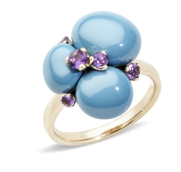 Capri ring by Pomellato
