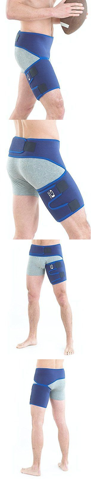 Elbow Knee and Ankle Guards 179777: Groin Muscles Support Compression Upper Thigh Stability Sports Strains Sprains -> BUY IT NOW ONLY: $30.94 on eBay!