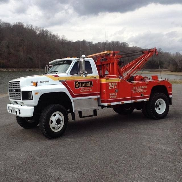 Small Ford Truck: 1489 Best Tow Trucks Big & Small Images On Pinterest
