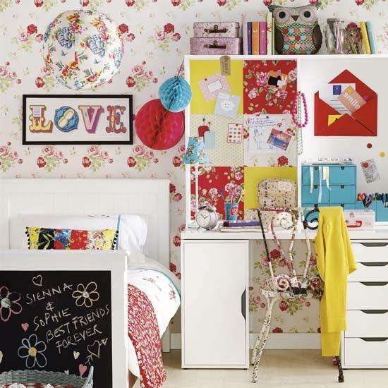 Boho bedroom | Vintage bedroom ideas | Bedroom | PHOTO GALLERY | Ideal Home | Housetohome.co.uk